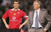 Roy Keane trả đũa  HLV Ferguson