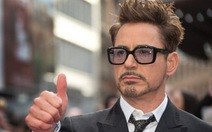 """Người sắt"" Robert Downey Jr đắt giá nhất Hollywood"