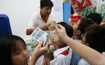 Cần giáo dục con trẻ cách sử dụng tiền