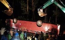 Phó thủ tướng yêu cầu điều tra vụ xe khách lao xuống vực