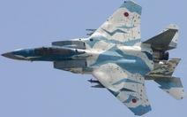 Nhật lại điều chiến đấu cơ chặn máy bay Trung Quốc