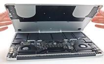 MacBook Pro Retina 2013: rất khó sửa khi hỏng phần cứng