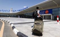 Sân bay lớn nhất thế giới ở Dubai mở cửa đón khách