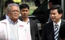 Cựu thủ tướng Thái Abhisit bị khởi tố vì đàn áp biểu tình