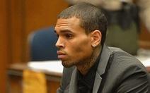 Bắt ca sĩ giải Grammy Chris Brown vì đấm mặt người khác