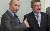 Nga chào đón các VĐV đồng tính tại Sochi 2014