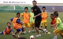 Beckham trở thành ông bầu