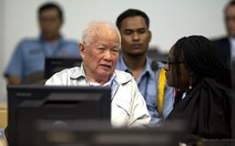 Đề nghị án chung thân cho hai cựu lãnh đạo Khmer Đỏ