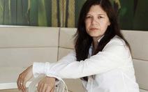 Nữ tiến sĩ nghệ thuật Đức giao lưu nghệ thuật đương đại