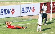 Tuyển U 22 VN thua Myanmar 0-1