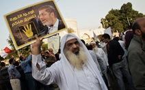 Bắt đầu phiên xử cựu Tổng thống Ai Cập