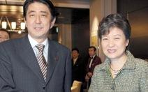 """Nhật """"thất vọng"""" khi Hàn Quốc từ chối họp thượng đỉnh"""