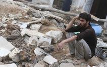 6,5 triệu người Syria mất nhà cửa vì chiến tranh