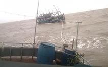 1.800 ngư dân Bình Định xin trú bão tại Malaysia