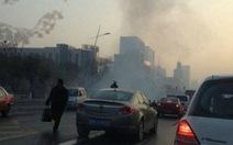 Trung Quốc: Ít nhất 7 vụ nổ liên tiếp tại Ủy ban tỉnh Sơn Tây