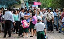 Từ 16g chiều nay, toàn bộ học sinh TP.HCM nghỉ học