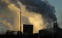 Khí thải nhà kính lại tăng kỷ lục