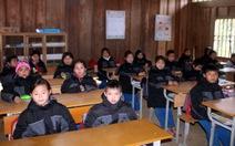 Nghệ An: trên 600.000 học sinh nghỉ học để tránh bão Haiyan