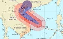 Bão Haiyan diễn biến quá phức tạp