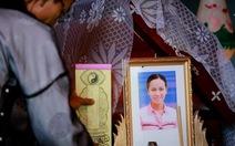 Bản tin bão cuối cùng của nữ phóng viên Hồng Sen