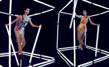 Thí sinh VN's next top model chụp ảnh: Viễn tưởng tương lai