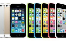 iPhone 5S chính hãng về Việt Nam giá 15,8 triệu đồng