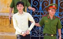 Hung thủ đâm chết sinh viên Học viện CSND lãnh 20 năm tù