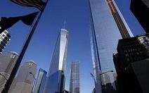 One World Trade Center sẽ là công trình cao nhất nước Mỹ