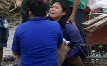 Bác sĩ tâm lý giúp đỡ nạn nhân bão Philippines