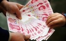 Đại gia thuê 18 người khiêng 102kg tiền đi cưới vợ