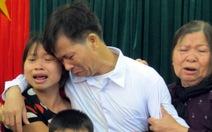 Cần làm rõ bất thường trong việc ông Chấn ký nhận tội