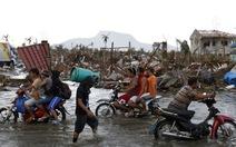 Nguy cơ dịch bệnh bủa vây Philippines