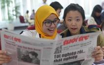 SSEAYP 2013: Buổi giao lưu đáng nhớ tại báo Tuổi Trẻ