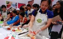 Tưng bừng lễ hội Văn hóa Ẩm thực Việt - Hàn