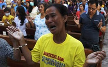 Tổng thống Philippines thị sát vùng thảm họa