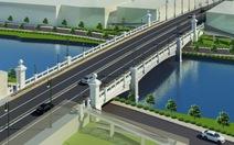 Thi công xây dựng cầu Bông và cầu Hậu Giang mới