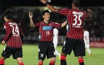 Công Vinh và Consadole Sapporo nuôi hi vọng thăng hạng