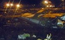 Không có nạn nhân người Việt trong vụ nổ máy bay ở Nga