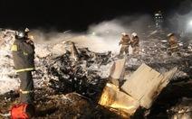 Hộp đen máy bay Boeing nổ ở Nga bị hỏng nặng