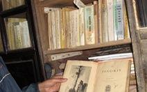 """Chảy máu sách quý hiếm - Kỳ 1: Bán sách... """"vá"""" nhà"""