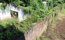 Thành cổ Biên Hòa được xếp hạng di tích cấp quốc gia