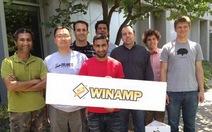 Ứng dụng Winamp tạm biệt người dùng