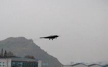Trung Quốc thử nghiệm máy bay tàng hình không người lái