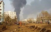 TQ: nổ đường ống dẫn dầu, 6 người chết, 48 bị thương