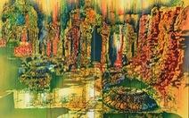 """Triển lãm """"Cảnh vật trong hoài niệm"""" của nữ họa sĩ Nhật"""