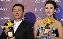 Chương Tử Di đoạt giải nữ diễn viên chính xuất sắc nhất LHP Kim Mã