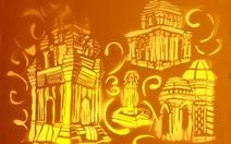 Tái hiện văn hóa Champa qua nghệ thuật khắc giấy