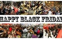 """Black Friday chưa hẳn là """"ngày đen tối"""""""