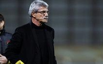 Đội bóng của HLV Calisto hòa trên chân Fiorentina