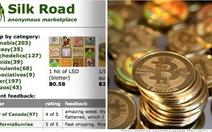 Tiền ảo Bitcoin không liên quan đến Silk Road
